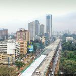 Ongoing Construction of Nairobi Expressway