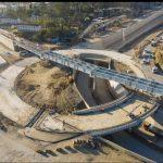 Changamwe Interchange taking shape